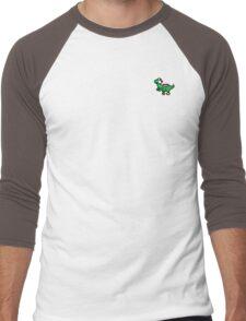 Yoshi Insignia Men's Baseball ¾ T-Shirt