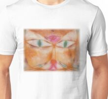 Paul Klee - Cat and Bird Unisex T-Shirt