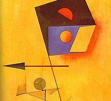 Paul Klee - Conqueror by William Martin