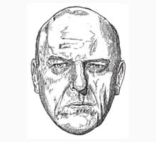 Hank Schrader Breaking Bad by benjamincharman