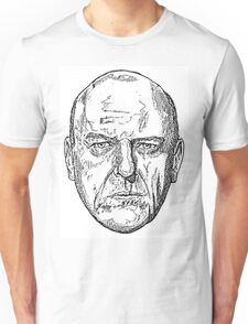 Hank Schrader Breaking Bad Unisex T-Shirt