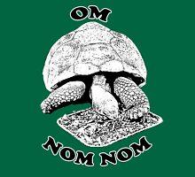 Tortoise Goes Om Nom Nom Unisex T-Shirt