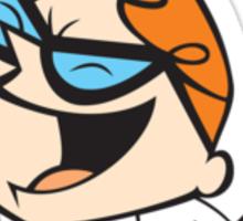 Dexter - Dexter's Laboratory Sticker