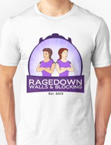 ragedown no scrolls T-Shirt