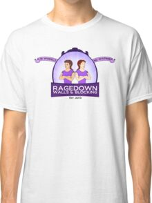 ragedown with scrolls Classic T-Shirt