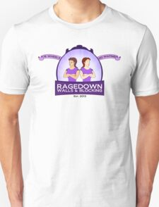 ragedown with scrolls T-Shirt