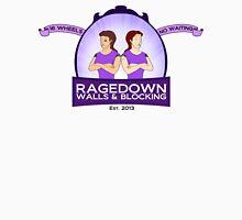 ragedown with scrolls Unisex T-Shirt