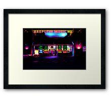 CA$H... Framed Print