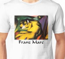 Franz Marc - Tiger Unisex T-Shirt