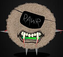 RAWR - Monsters Challenge by maines