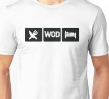 Eat - WOD - Sleep Unisex T-Shirt