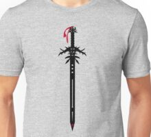 """The Haunted Claymore"" T-shirt Unisex T-Shirt"