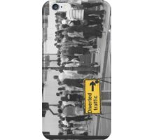 Diverted Traffic iPhone Case/Skin