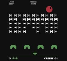Star Wars Invaders by Larsonary