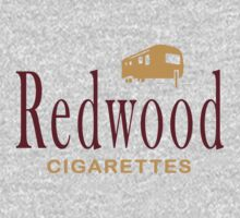 Redwood Cigarettes by GarfunkelArt
