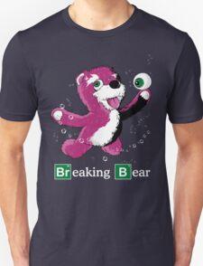 Breaking Bear Text T-Shirt