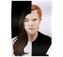 Dexter & Debra - The End Poster