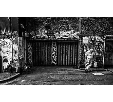 Graffiti : Brighton Photographic Print