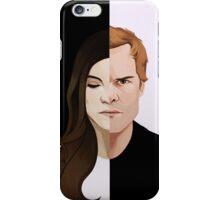 Dexter & Debra - The End iPhone Case/Skin