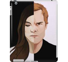 Dexter & Debra - The End iPad Case/Skin