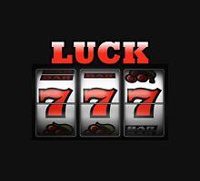 Luck 777 (Horizontal ver.) Unisex T-Shirt