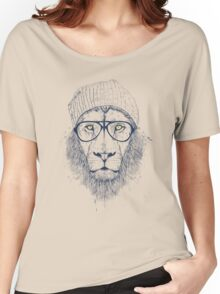 Cool lion Women's Relaxed Fit T-Shirt