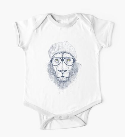 Cool lion One Piece - Short Sleeve
