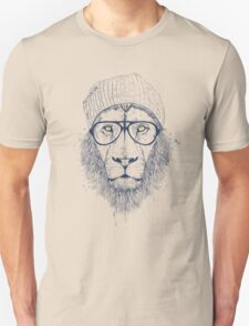 Cool lion Unisex T-Shirt