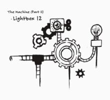The Machine (Pt. 2) - Lightbox 12 by SilenceInStereo