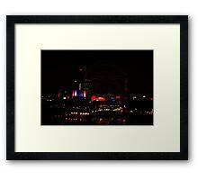 London Dream Framed Print