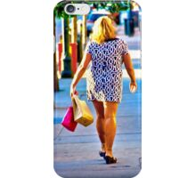 Shopper iPhone Case/Skin