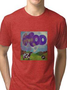 Moo Tri-blend T-Shirt