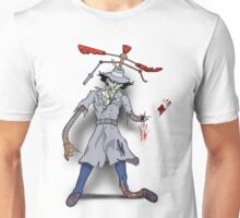 Inspector Zombie Unisex T-Shirt