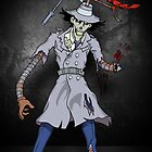 Inspector Zombie by DwightBynumJr