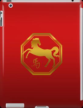 Chinese Zodiac Year of The Horse Symbol by ChineseZodiac