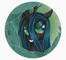 Queen Chrysalis  by Arielle Campbell