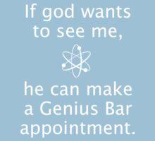 God Genius Bar Kids Clothes