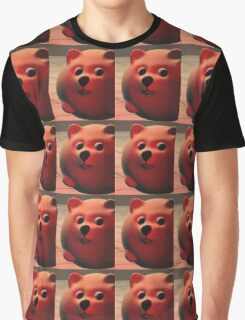 Funny Red Doge  Graphic T-Shirt
