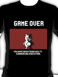 Commencing Execution T-Shirt