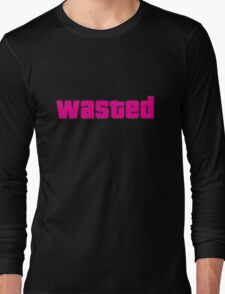 wasted Long Sleeve T-Shirt