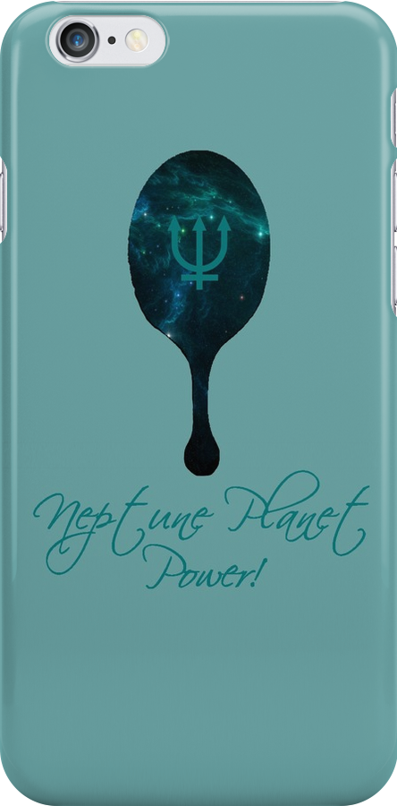 Planet Power -- Neptune by initiala