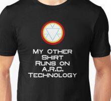 My other ___ runs on ____ Unisex T-Shirt