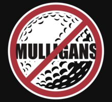 No Mulligans by mcnally22