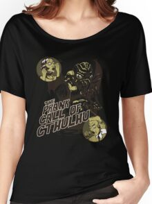The Prank Call of Cthulhu Women's Relaxed Fit T-Shirt