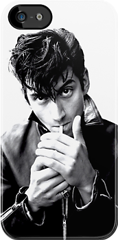 Alex Turner from Arctic Monkeys - v2 - with logo by cbazoe