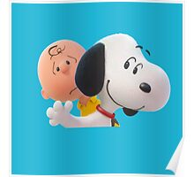 charlie brown and snoopy the peanuts movie 2 Poster