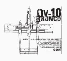 OV-10 Bronco by deathdagger
