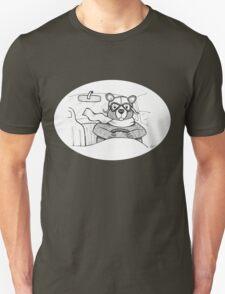 Driving Bear T-Shirt