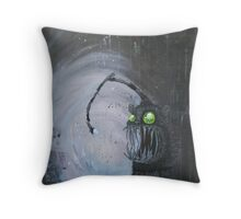 Rangler Fish Throw Pillow
