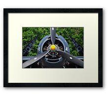 Avenger Framed Print